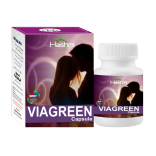 General sex weakness And Impotency Treatment-Viagreen-Capsules(60 Caps For 1 Months)-Eractile रोग: - Viagreen कैप्सूल