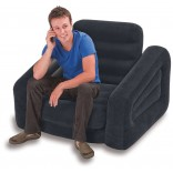 Intex Inflatable One Seater Pull-Out Chair – Model Number 68565 On 55% Discounted Rate
