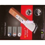 Kemie Proffessional Rechargeble Hair Clipper KM-3001A on 51% Discount