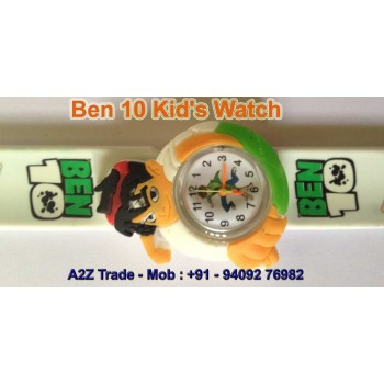 Kids Slap On Wrist Watch for Only $9.99 + Shipping for Everyone!,Cartoon Slap Watch Children Kids Girls Boys Students Quartz Wrist Watches,