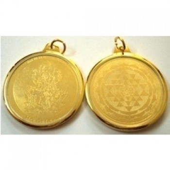 Laxmi Locket Yantra Buy 1 Get 1 Free for Money, Wealth & Prosperity