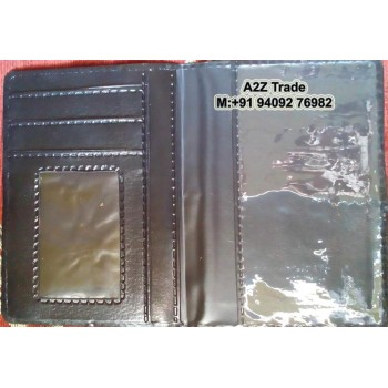 Leather Passport Holders,Passport Card Case, Passport Genuine Leather Holder, Leather Passport Holder Wallet, Buy 1 Get 1 Free, on 50% Discount,