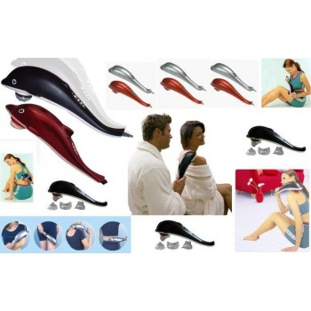 Dolphin Infrared-Branded Full Body Massager-On 60% Discount+ Cogent Mobile Chip