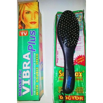 Doctor Perfact Hair Brush with Vibration System,MRP -Rs.799.00 First Time in India, Seen on TV