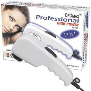 Professional High Power Body Massager with 17 attachments, MrpRs.1999/- On 50% Discount With Quantium Sience Scaler Pendent(Mrp Rs.999/-) Free ,