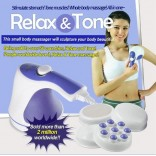 Relax & Spin Tone Complete Body Massager, Full Body Massager, MRP.3999.00
