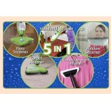 H2O X5 Steam Mop 5 IN 1 Steam Clener Steamer For House/Office on 60% Discount