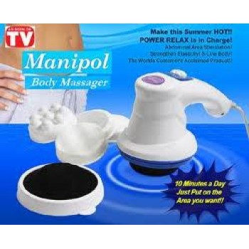 New Manipol Complete Body Massager, Imported