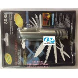 14 in 1 Stainless Multifunctional Army Knife survival Tool Set Swiss Camping