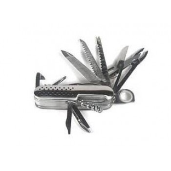 12 in 1 Multi Functional Swiss Pocket Army Knife on 50% Discount