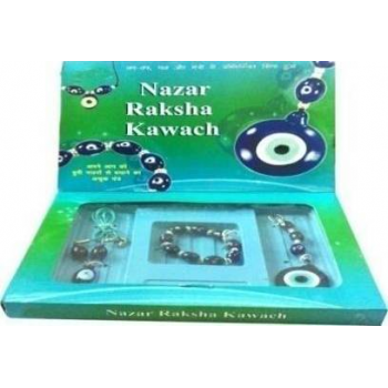 Nazar Surksha - For Nazar Dosh, Black Magic & negative influences, As Seen on TV - On 50% Discount