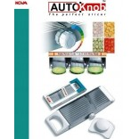 Nova Auto Knob Stainless Steel Slicer First Time In India With FREE Nova Knife On 50% Discount