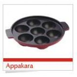 Appakara also known as Paniyaram pan-FOR SOUTH INDIAN FOOD+Apex 3 IN 1 Peeler