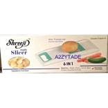 Shreeji 6 IN 1 Multi Slicer ON 60% Off+NOVA BLADE PEELER free worth Rs.349