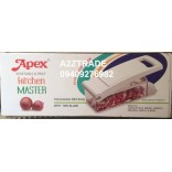 Apex Vegetable & Fruit Kitchen Master @ 50%Off With Free Blade Peeler,