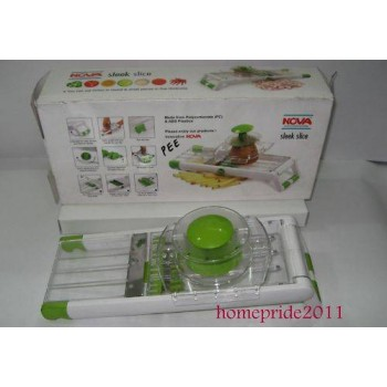 Nova SleekSlicer First Time In India With FREE Nova Blade Peeler On 70% Discount