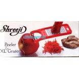 Shreeji 2 in 1 Peeler & Grater @ Deal Price