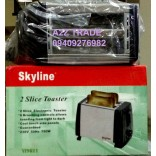 Skyline 2 Slice Toaster@50%Off Seen on TV Price Rs.1999/+Eye Cool Mask Free Worth Rs.599/-