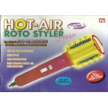 Electric Hot Air Roto-Makeup- Dryer And Straightener And Styler For New Styling, Straightening & Polishing