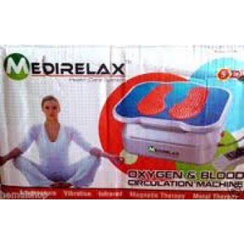 MEDI RELAX - Acupressure Roller Massager With Free Gift Of Eyeline Cool Mask-To Remove Dark Circle, SEEN ON TV PRICE Rs.1990/-