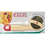 COMBO OFFER-PIZZA CUTTER -2 +NOVA/ACTION 3 PIECE KNIFE SET ON 50% DISCOUNT,