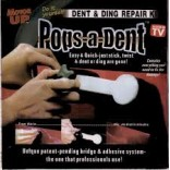 Pops a Dent-Ding Remove Complete Kit Seen on TV Rs.1999/- on 60% Discount With Fix It Pro