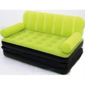 Bestway - Velvet 5 In 1 Air Sofa Bed, Air Launcher. - MRP Rs. 8999/-