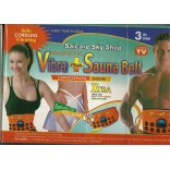 3 in 1 Magnetic Vibra+Sauna Slimness Belt,On 45% Off, MRP-Rs.2475/- + Shipping Rs.375=2850.00