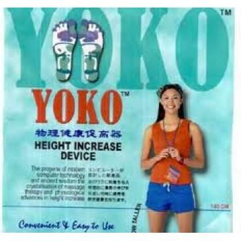 Yoko Height Increaser,Buy 1 Get 1 Free,Seen On TV @ 50& Discount