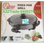 Rendz Advance Nonfunctional Electric Pizza Pan