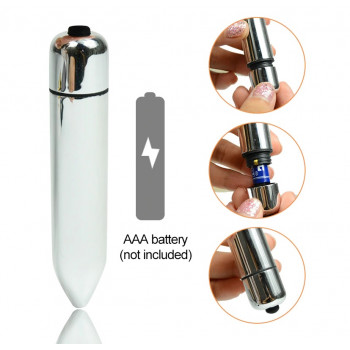 Waterproof Mini Bullet Vibrator 10 Speed for Clit, Pussy Massager Toys for Women Imported