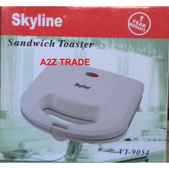 Skyline VI-9054 Sandwich Toaster@45%Off Seen on TV Price Rs.1699+Quantum Pendent
