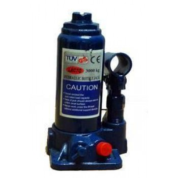 Car Jack-hydraulic to Quick and easy, Convenient to Operate, lifts almost all Vehicles- Capacity 3000KG +Car Shampoo Free