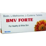 BMV Forte Multivitamin 30 Tablets For Hair, Skin & Nails On Discount- 2 Packs(60 Tablets)