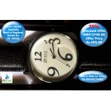 Jope Hills Gents Round White Dial Watch-JH 1002 G, Imported, Mrp:2749 On 75% Off