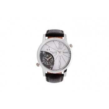 Jope Hills Dual Round Dial Gents Watch -JH501G, Imported
