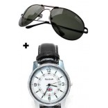 Reebok Combo Offer (Sunglasses + Watch ) MRP Rs.7498.00, Offer Price Rs.1199/-, 80% Off,