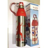 H2O Double Wall Sports Steel Insulated Bottle H2O Double Wall Sports Steel Insulated Bottle On 50% Discounted Rate, MRP-Rs.599/-