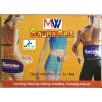 Sauna Belt-The Natural Way to be Slim, MRP.2499.00 On 45% Discount, Offer Price Rs.1375.00