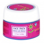 GLOW & BRIGHTENING FACE PACK -Spring Flower On Discount