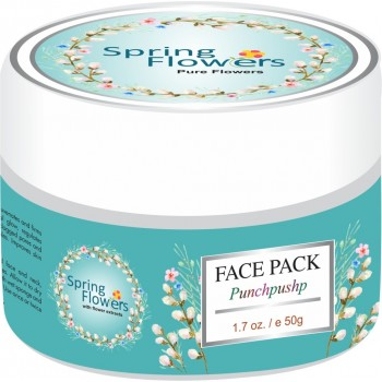 Blemish Face PAck-Spring Flower On Discount