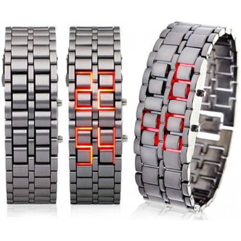 LED Display Cum Bracelet Watch ON 75%DISCOUNTED RATE
